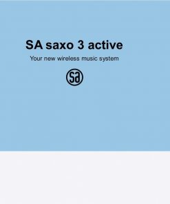 SYSTEM AUDIO SAXO 3 ACTIVE